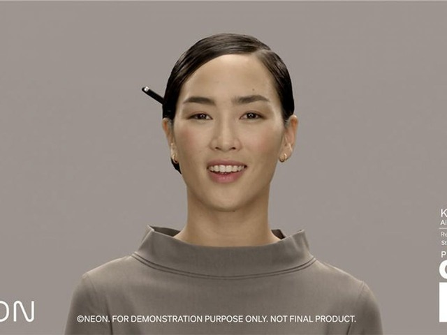 Photo of Samsung unveils virtual human Neon-expressing emotions and learning from experience