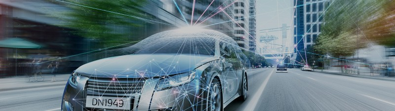 Based on Harmony Core, an integrated information system for automobiles [Source: Denso]