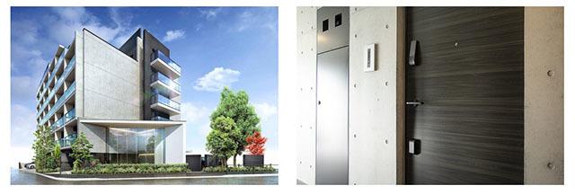 "Toshin Partners' condominium rental apartment ""ZOOM Shinjuku Nishi-Ochiai"""