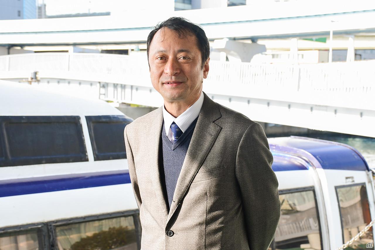 Junichi Miyakawa, President and CEO of MONET Technologies