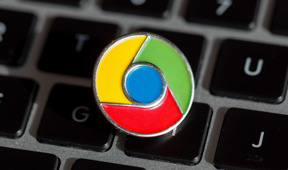 Google「Chrome」のロゴ