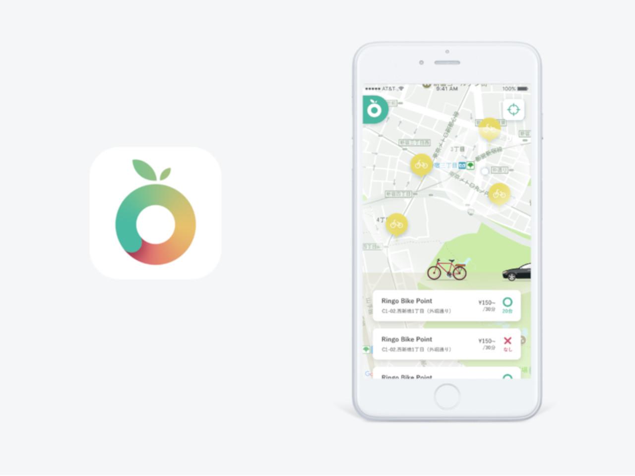 "City-based MaaS app ""Ringo Pass"""