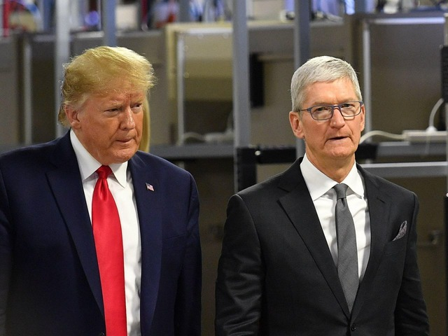 Photo of Trump criticizes Apple for refusing to unlock iPhone