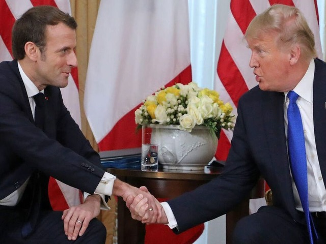 Photo of U.S. and France temporarily suspend truce over digital taxation