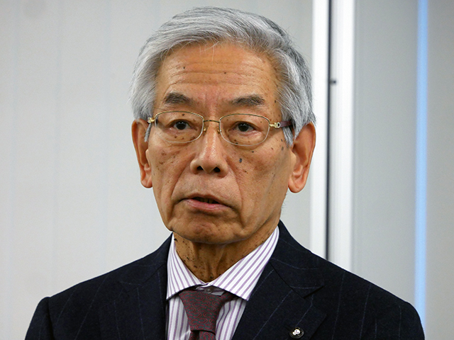 Mr. Toshio Fukuda, President, Japan Broadcasting Services Advancement Association