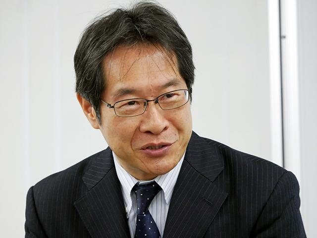 Yuji Usami, Director of the 4K8K Promotion Center, Japan Broadcasting Services Advancement Association