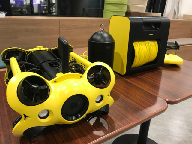 """Photo of Chinese manufacturer """"underwater drone"""" unleashes presence – """"Underwater drone future forecast figure 2020"""" report"""