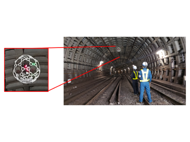 Photo of Tokyo Metro launches tunnel inspection using drone-under non-GPS environment