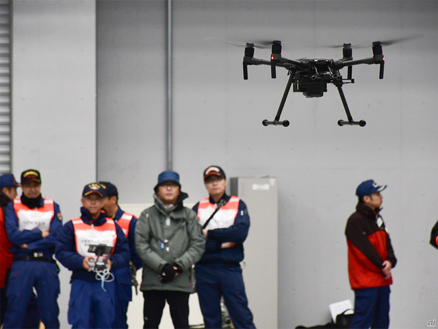 """Photo of Fostering a """"top gun"""" for drones: Fire and Disaster Management Agency strengthens training, challenges to spread nationwide"""