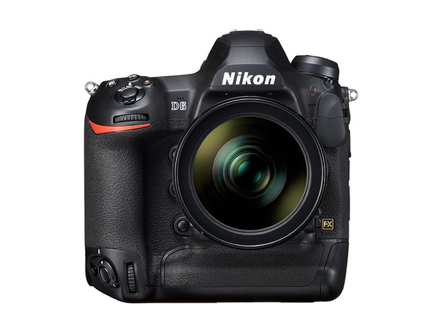 Photo of Nikon launches flagship D6 in March-105-point AF system