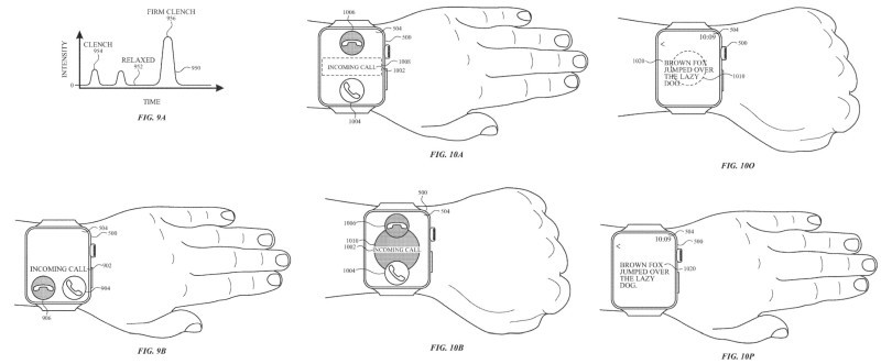 Combination with holding and opening hand [Source: USPTO]