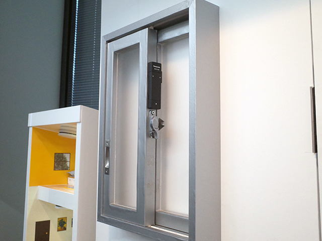 Window sensor transmitter