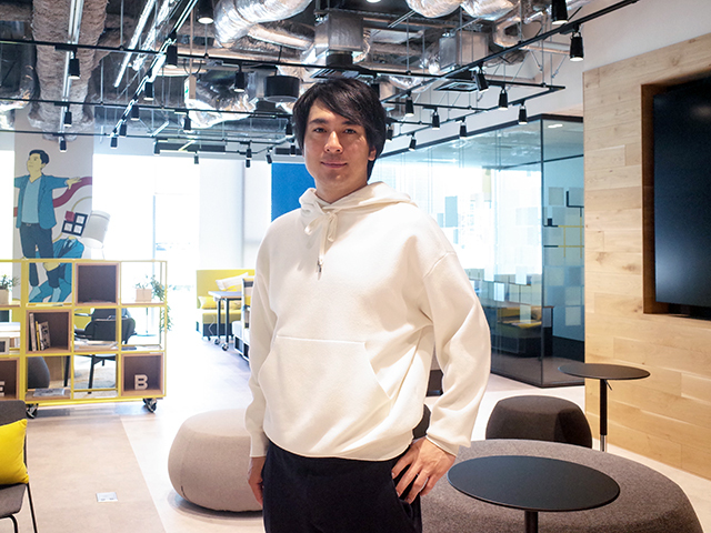 Toggle Representative Director Yoshimori Ito