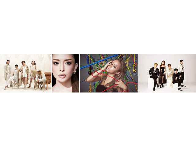 Photo of Live content such as Avex, Ayumi Hamasaki and AAA released for free-on YouTube official