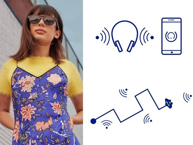 Photo of Microsoft uses Bose Frames, a sunglass-type headphone, to support the visually impaired