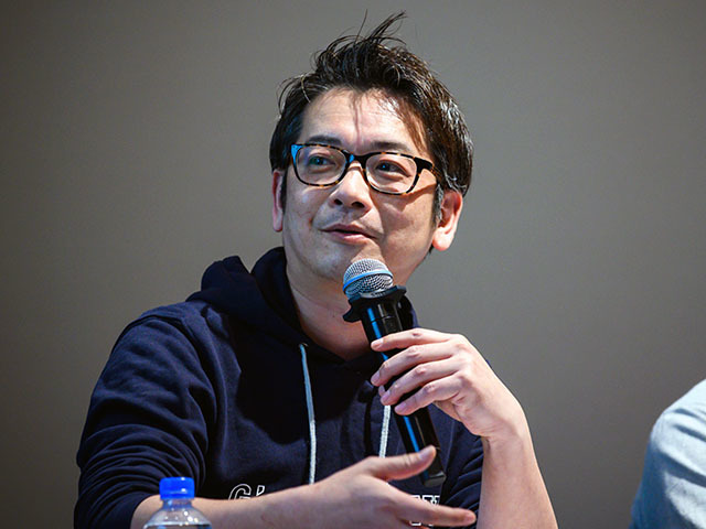 G's ACADEMY's Hiroyasu Kodama