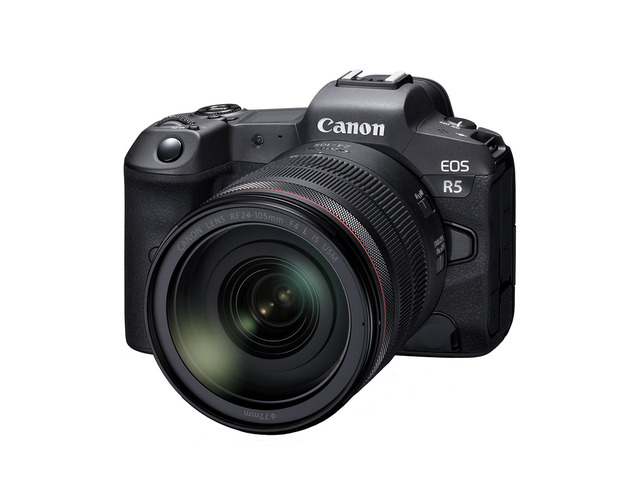 Photo of 8K of EOS R5 can be shot at 29.97 fps-Canon announces additional specifications
