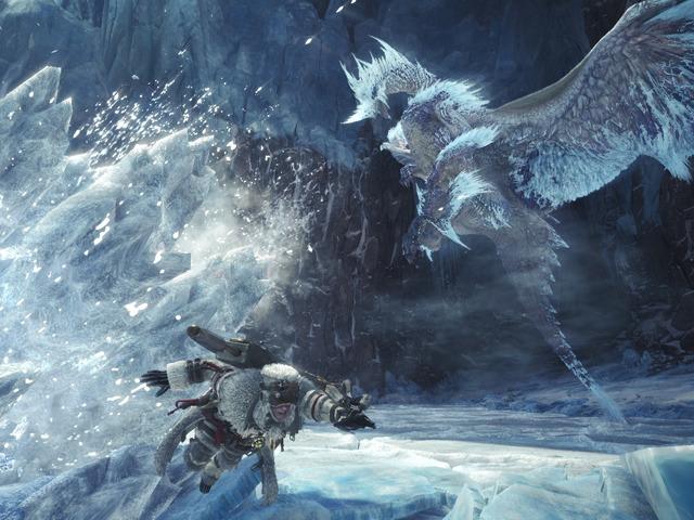 Photo of Capcom Ships 5 Million Monster Hunter Worlds: Iceborn Worldwide