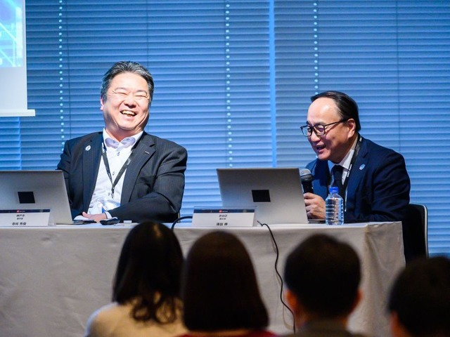 "Photo of Kobe City and Shibuya Ward Aim to Promote ""Public-Private Partnership"" Dynamically: Interview with Deputy Mayor Terasaki and Deputy Mayor Sawada"
