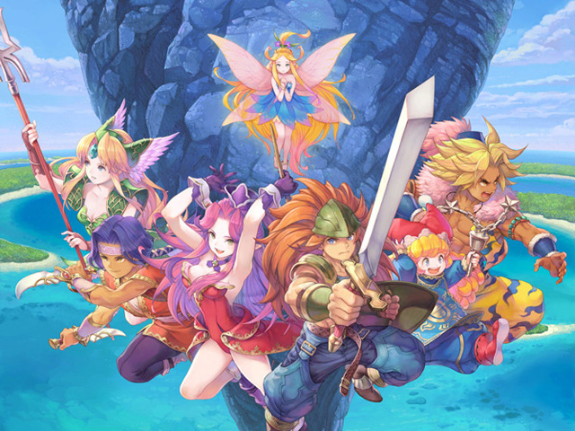 """Photo of Sukueni delivers trial version of """"Holy Sword Legend 3 Trials of Mana"""""""