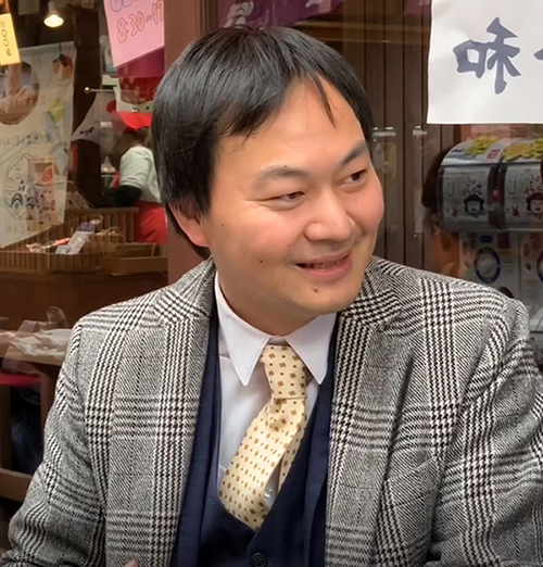 出雲の老舗和菓子屋「坂根屋」三木康夫氏