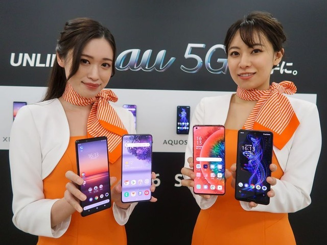 """Photo of I tried 6 models of au's """" 5G smartphone ''-8K shooting compatible and exclusive selling OPPO smartphone etc."""