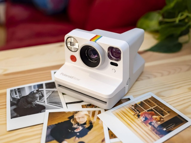 """Photo of New classical instant camera """"Polaroid Now"""" is born"""