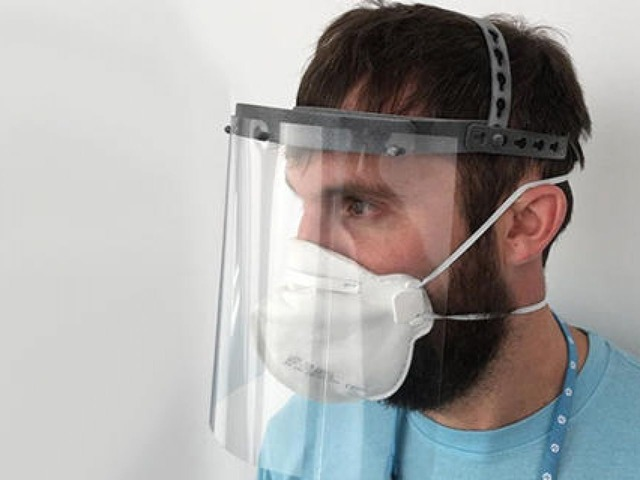 Photo of 3D printing of medical face shields and ventilator parts-initiatives of each company