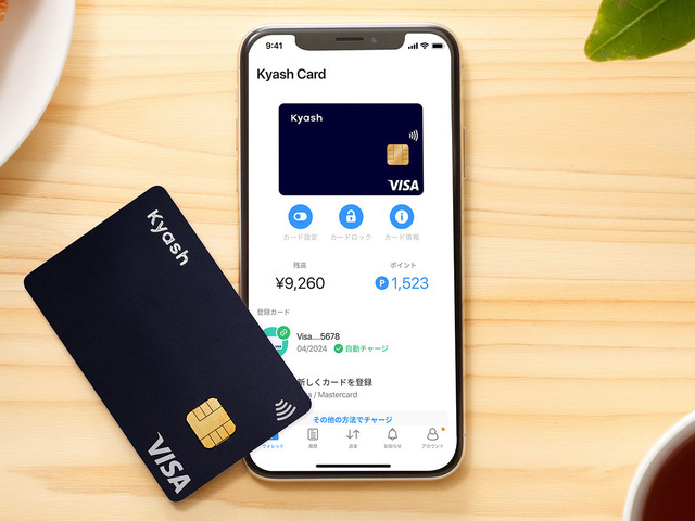 Photo of Kyash raises about 4.7 billion yen for wallet app-invests in digital banking business