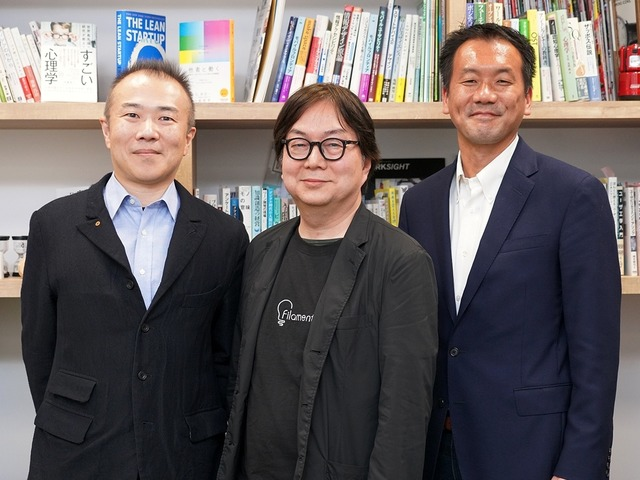 Photo of Target of the Innovation Center, a new business creation organization established by NTT Com