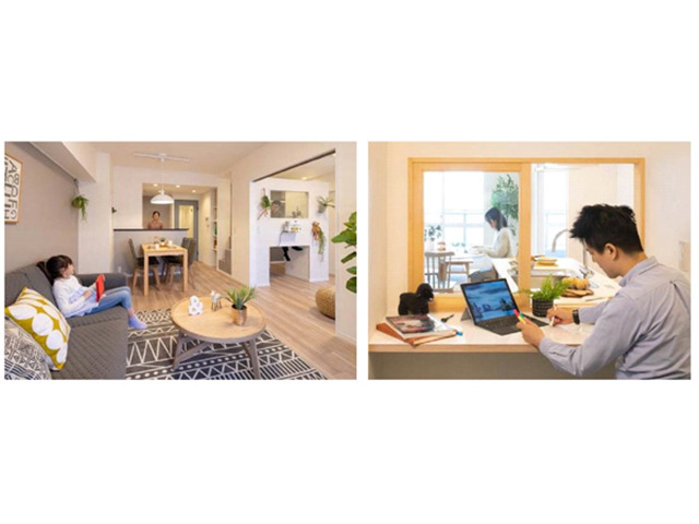 Photo of Ricoh and Cosmos Initia get creative in telework-renovated apartment