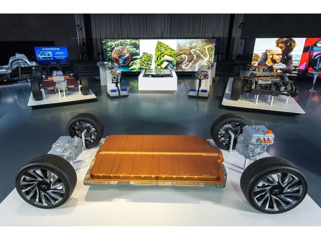 Photo of Honda jointly develops new EV with GM chassis and battery-Two 2024 models in the US and Canada