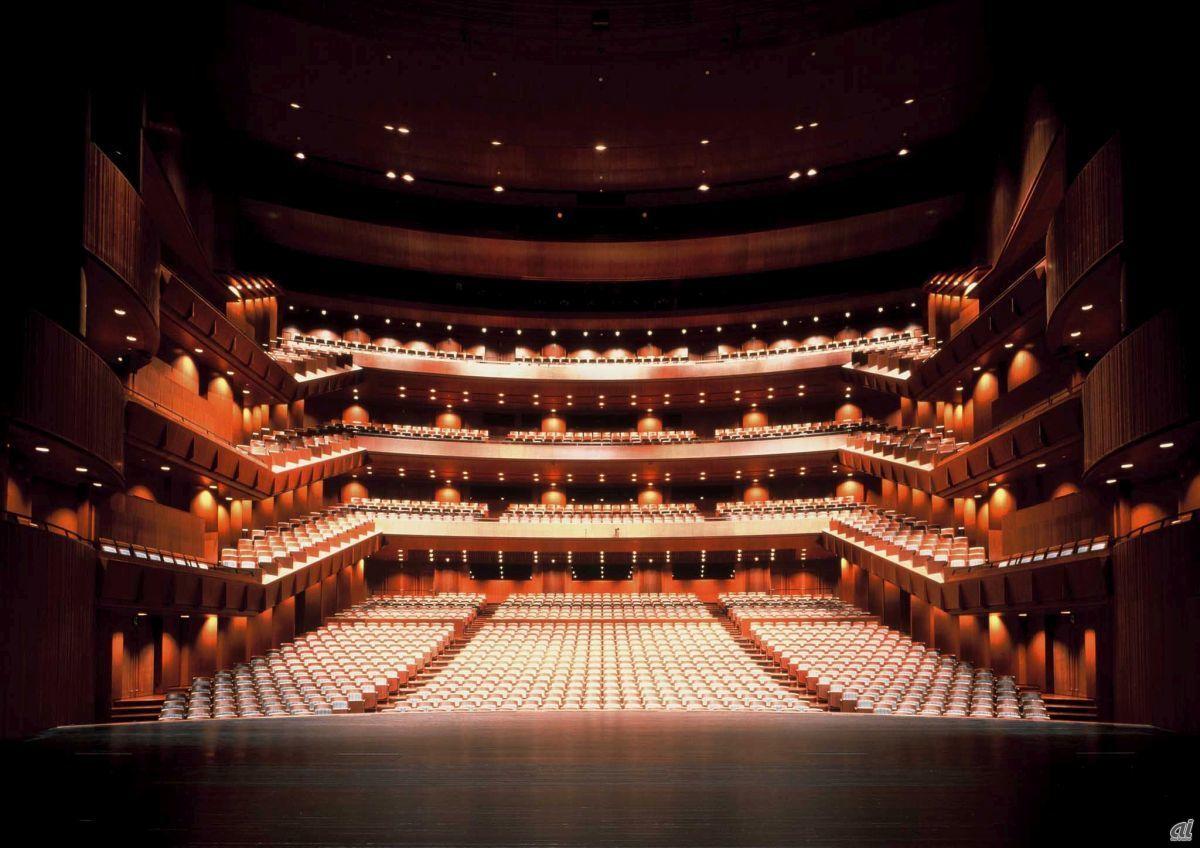 New National Theater Opera Palace