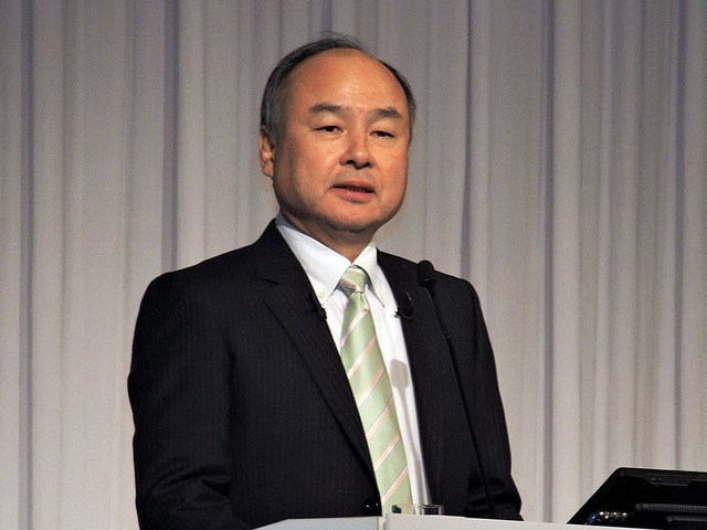 """Photo of Masayoshi Son announces supply of 300 million masks per month """"no profit""""-manufacturing partners with BYD in China"""