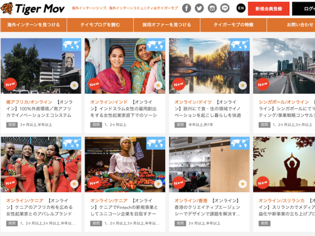 """Photo of Tiger Mob, a new service that allows you to participate in """"internship abroad"""" online from home"""
