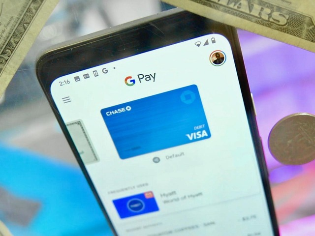 Photo of Google preparing physical debit card to compete with Apple Card