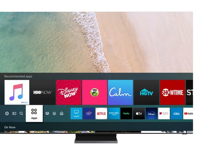Photo of Apple Music App Now Available on Samsung Smart TVs