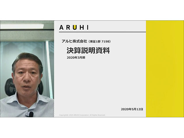 Photo of Arhi Completely Withdraws from Investment Condominium Loan–Business Forecast Undecided Due to New Corona Impact