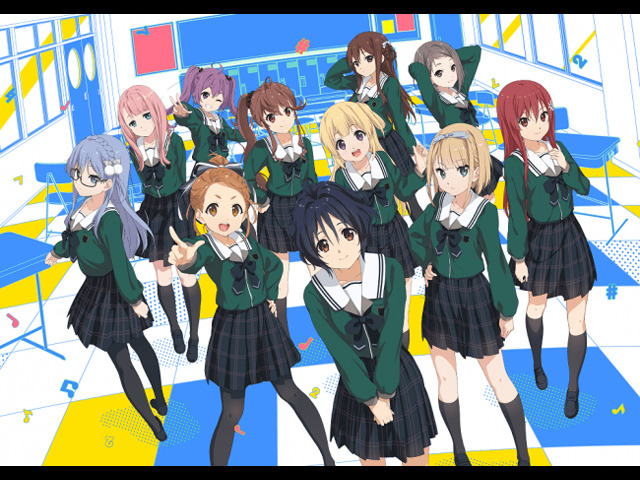 """Photo of Aniplex to deliver new smartphone rhythm game """"22/7 music time"""" on May 27"""