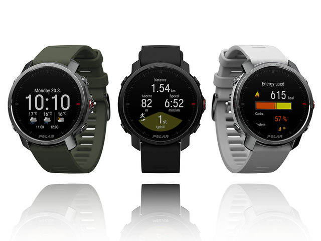 """Photo of Polar announces GPS-equipped outdoor multisport watch """"Polar Grit X"""""""
