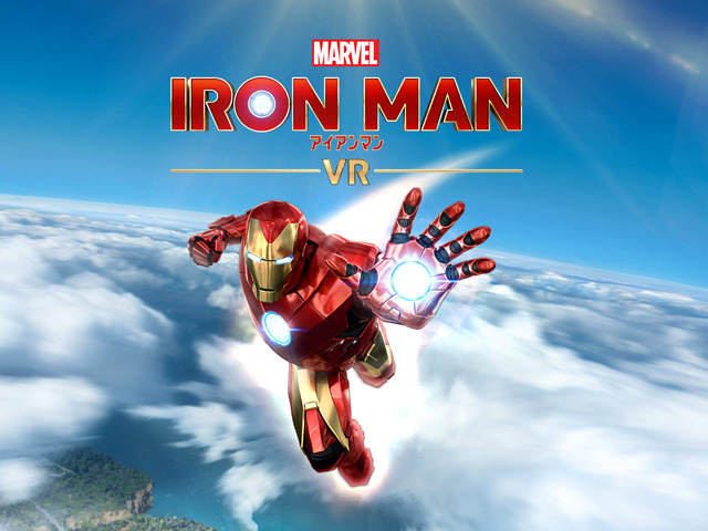 """Photo of SIE, PS VR """"Marvel Iron Man VR"""" July 3-Trial version distribution started"""