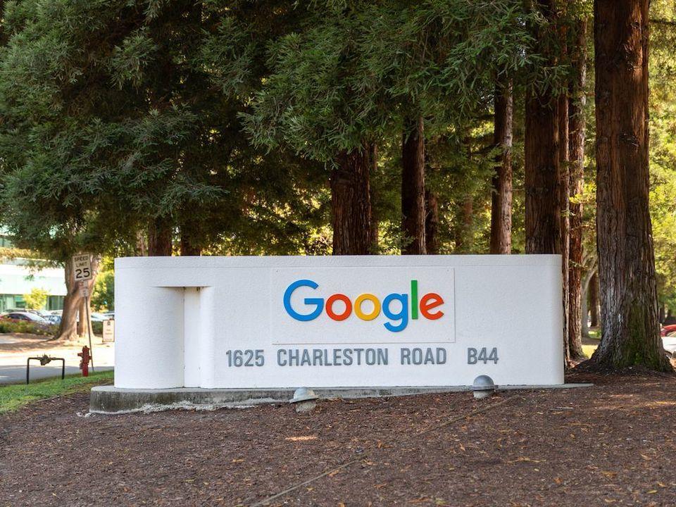 Google Headquarters in California, USA