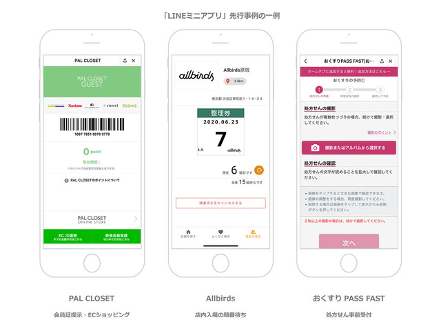 "Photo of ""LINE Mini App"" starts accepting business from companies–allowing reservations and payments for in-house services on LINE"