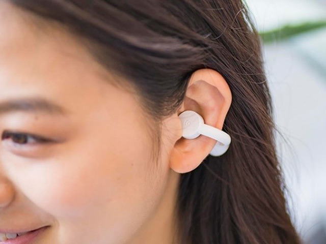 Photo of Canon launches PEACE TW-1 earphones that let you hear sounds around you–BoCo bone conduction complete wireless
