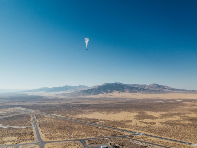 Photo of Google Brothers Loon Launches Balloon Online Connection in Kenya–First Commercial