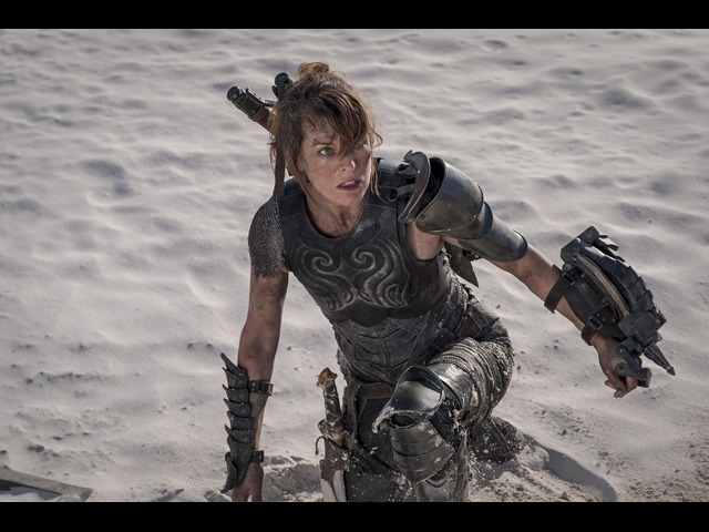 """Photo of Release of the Hollywood live-action movie """"Monster Hunter"""" to Japan in 2021"""