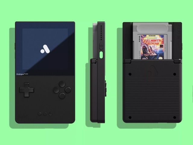"""Photo of Ultimate Game Boy? """"Analogue Pocket"""" starts accepting reservations on August 3rd"""