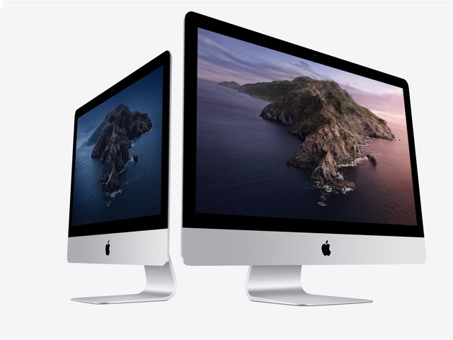 Photo of Apple redesigns 27-inch iMac–up to 10-core Intel processor, Nano-texture options