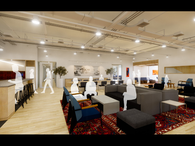 Photo of PayPay Designs New Office with WeWork Japan–Reduces Deskwork Seats by Approximately 75%