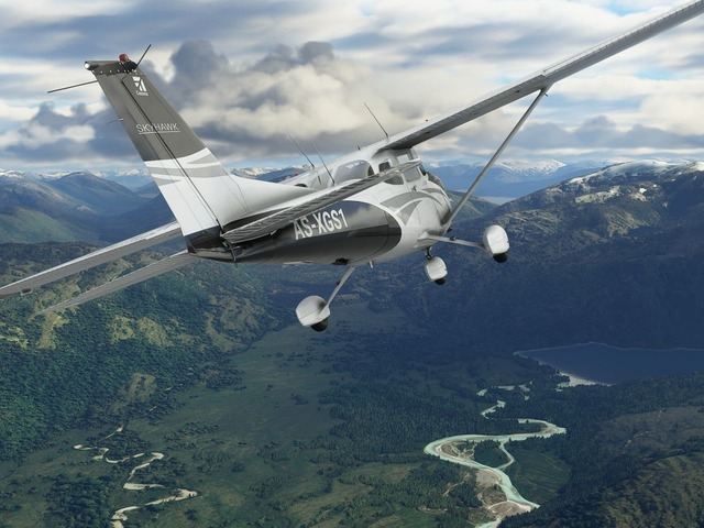 """Photo of Beginners will travel with Flight Sim """"Microsoft Flight Simulator""""! If you are enthusiastic, the thorny road"""